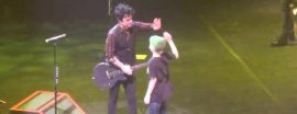 Green Day young fan Worcester