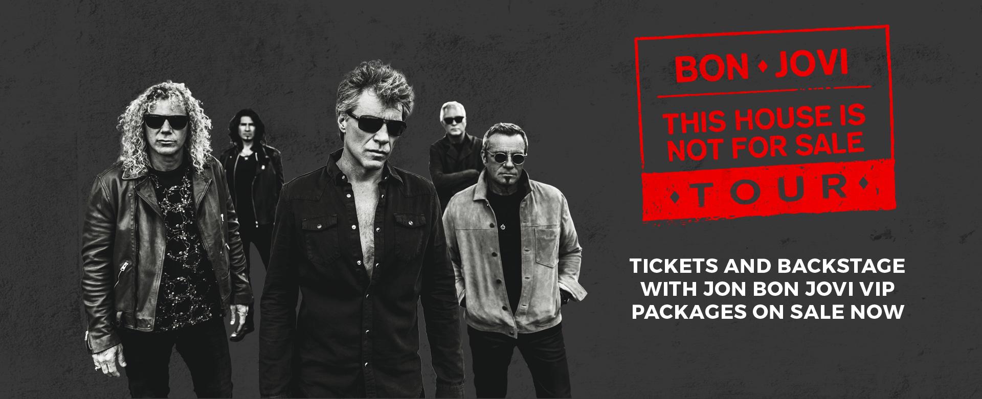 Bon Jovi, una vez más en Argentina