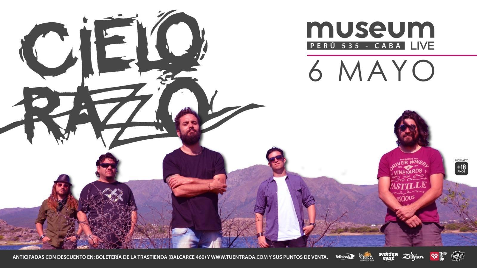 Cielo Razzo Museum mayo