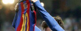 Messi y el único mandamiento
