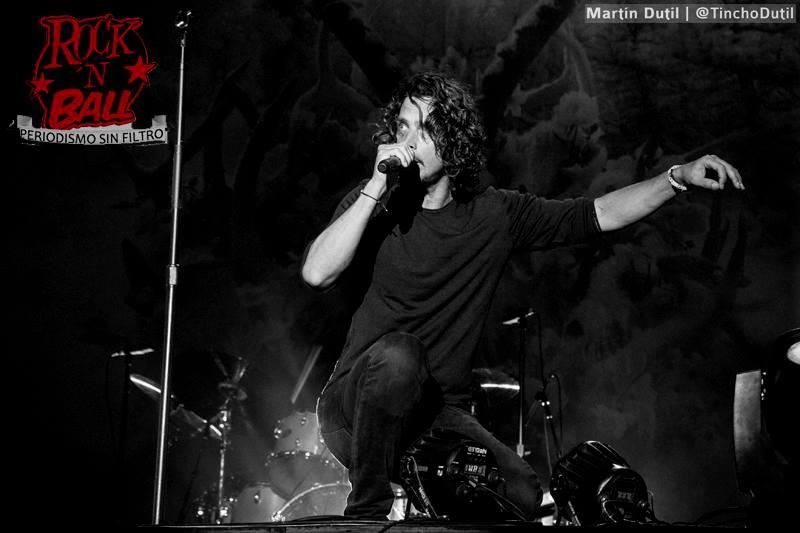Chris Cornell x Martín Dutil