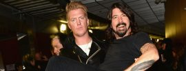 Foo Fighters t Queens Of The Stone Age, juntos en Vélez