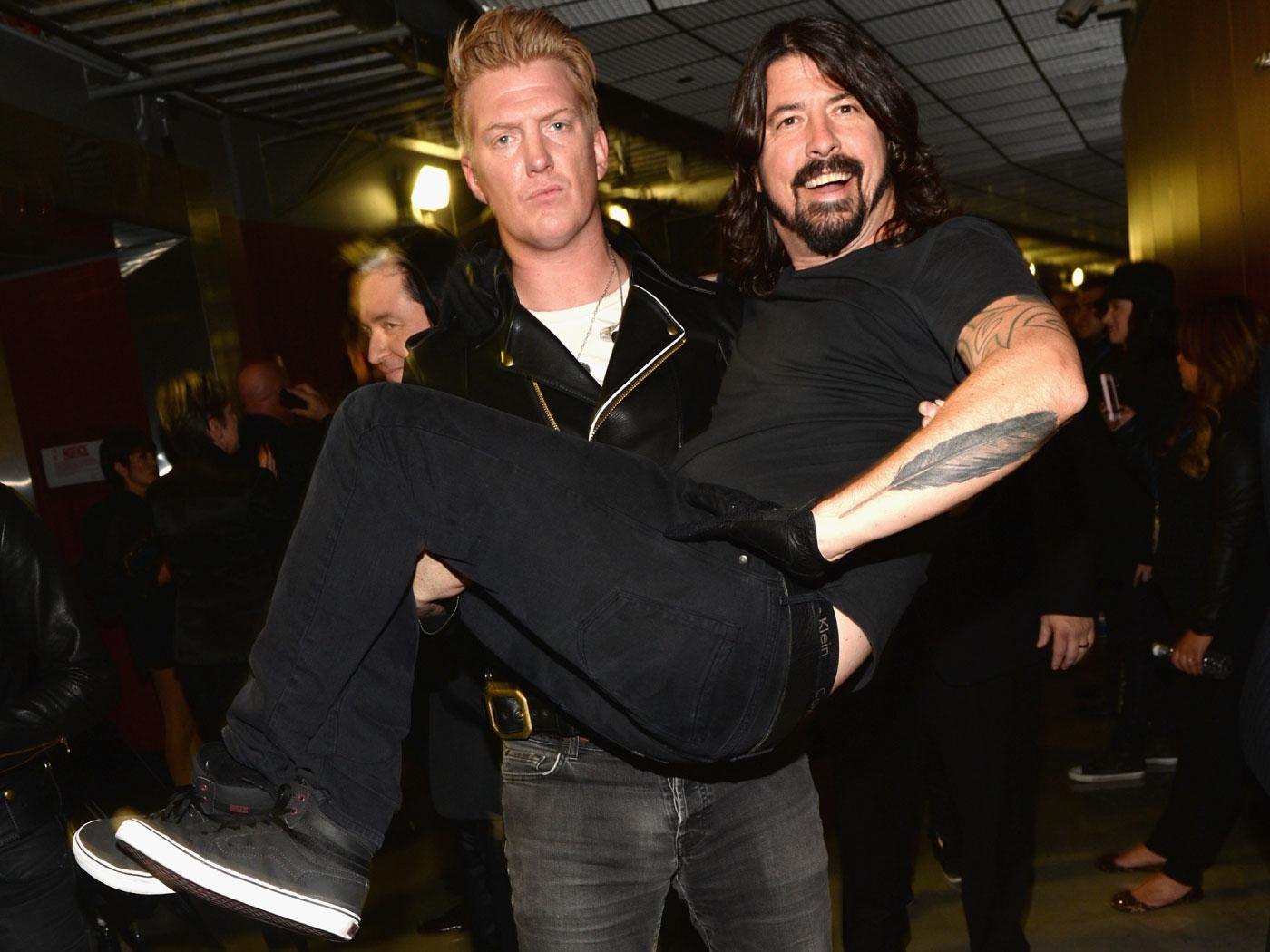 Foo Fighters t Queens Of The Stone Age, juntos en Vélez