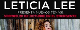 Leticia Lee Emergente