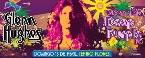 """Glenn Hughes Performs Classic Deep Purple"""