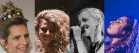 Ellas hacen girar el mundo de la música, ellas lo paran