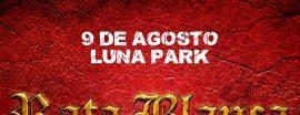 RATA BLANCA LUNA PARK