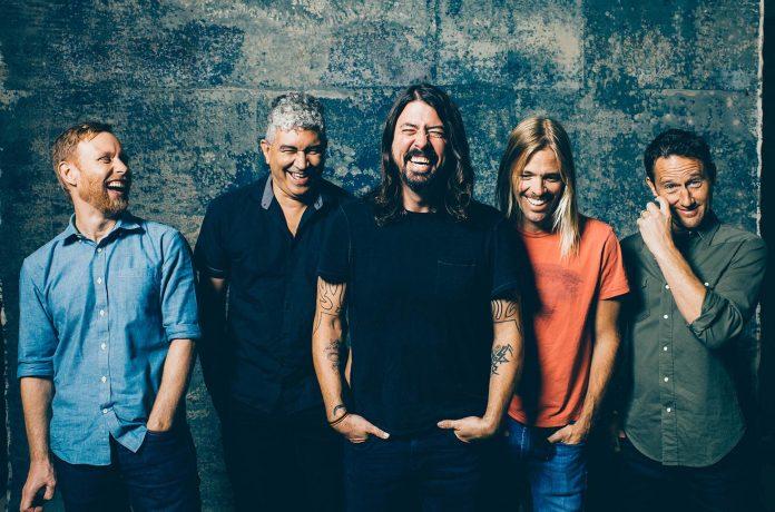 Foo Fighters 2018