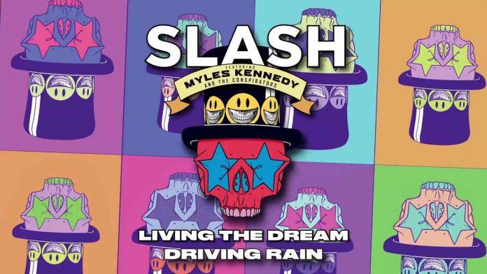 Slash Driving Rain