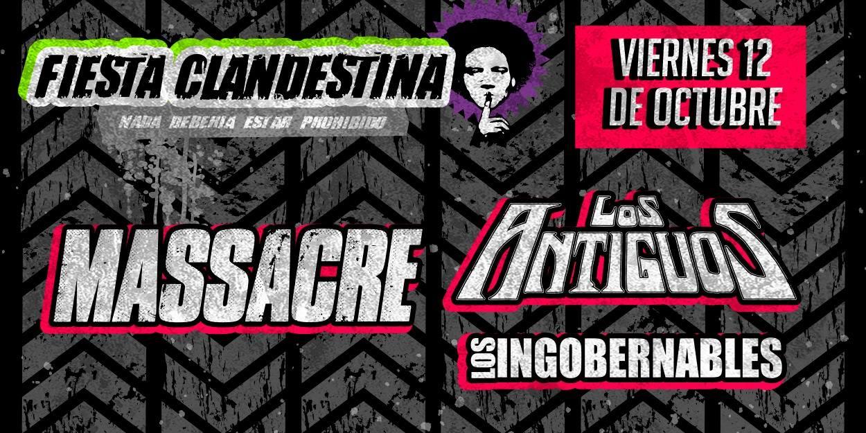 Massacre en La Clandestina
