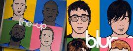 """Oasis """"goleó"""" a Blur en la Premier League"""