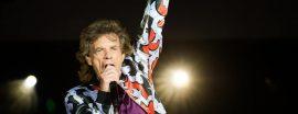 Mick Jagger, la voz de The Rolling Stones