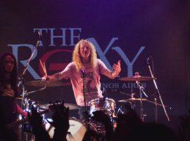Steven Adler en The Roxy (Damián Basile)