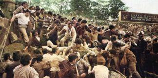 35 años de la Tragedia de Heysel