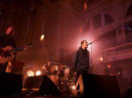 El disco en vivo de Liam Gallagher fue grabado en vivo en el teatro Hull City a fines del 2019.