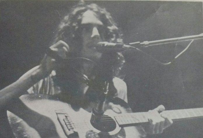 Luis Alberto Spinetta (Foto: Archivo Revista Pelo)