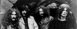 Black Sabbath en 1970 (Michael Ochs).