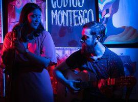 Dadatina presenta Converso, su dúo musical (Agustín Alcaro)