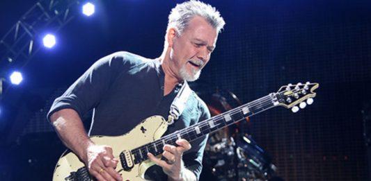 Eddie Van Halen tenía 65 años