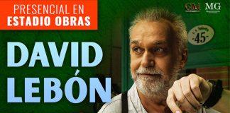David Lebón, en vivo en Obras