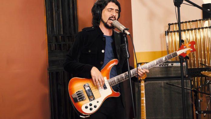 Marcos Salazar presenta su nueva Live Session