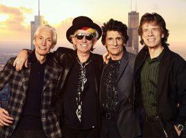 Los Stones vuelven a tocar.