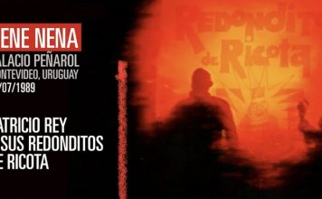 Nuevo video vintage e inédito de Los Redondos en Uruguay.