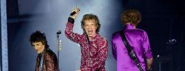 La primera vez sin Charlie: volvieron a tocar los Rolling Stones